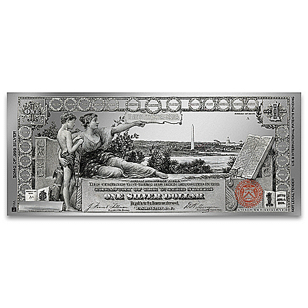 1896 Educational Series Tribute Note Collection