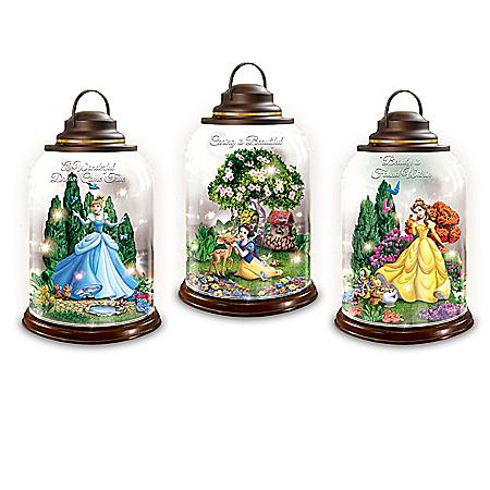 Disney Princess Characters Lantern Collection