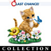 Blossoming With Purr-Sonality Figurine Collection