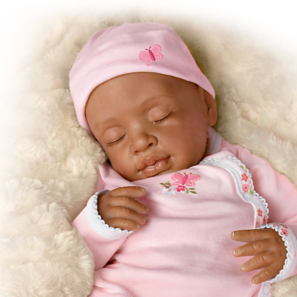 Ashley Breathing Lifelike Baby Doll: So Truly Real | eBay |Breathing Baby Dolls