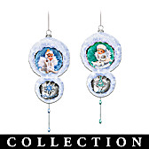 Snow Angel Holidays Ornament Collection