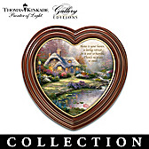 Home Is Where The Heart Is Wall Decor Collection