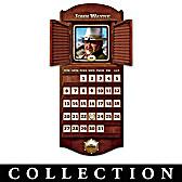 John Wayne Perpetual Calendar Collection