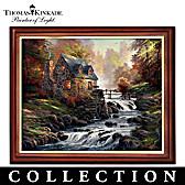 Thomas Kinkade Seasons Of The Heart Wall Decor Collection