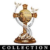 The Crosses Of Divine Grace Sculpture Collection