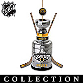 Bruins® Stanley Cup® Champions Ornament Collection