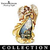 Thomas Kinkade Giving Thanks Figurine Collection
