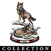 Protectors Of The Pack Sculpture Collection