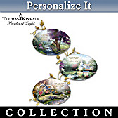 Happily Ever After Personalized Collector Plate Collection
