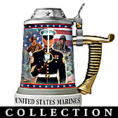 Pride Of The Corps Stein Collection