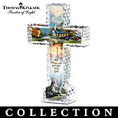 Thomas Kinkade Inspirations Of Hope Cross Collection