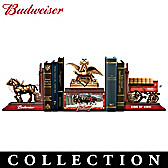 Budweiser Legacy Bookends Collection