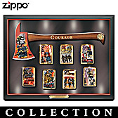 Commitment To Courage Zippo® Lighter Collection