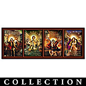Archangels Of The Lord Collector Plate Collection