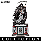 Anne Stokes Summon The Reaper Zippo® Lighter Collection