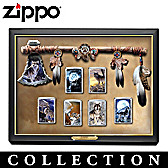 Al Agnew Tribal Lights Zippo® Lighter Collection