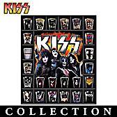 KISS Rock Legends Shot Glass Collection