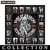 Sons Of Anarchy Shot Glass Collection