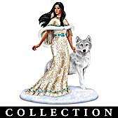 Maiden Of The Moon Sculpture Collection