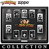 The Three Stooges® Zippo® Lighter Collection