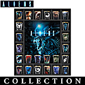 Aliens Shot Glass Collection