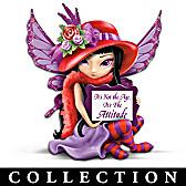Fabulous Hatterific Fairies Figurine Collection