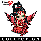Fairies From The Heart Figurine Collection