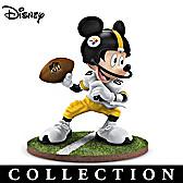 Football Fun-atics Pittsburgh Steelers Figurine Collection
