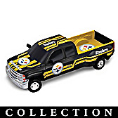 Victory Road Steelers Pick-Up Sculpture Collection