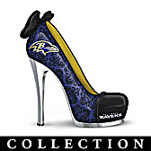 Ravens To The Sole Figurine Collection