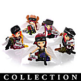 Little Rebels Figurine Collection
