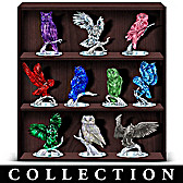 Reflections Of The American Owl Figurine Collection