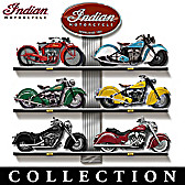 Evolution Of The Indian Motorcycle Sculpture Collection