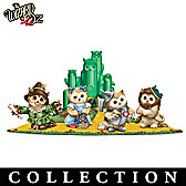 THE WIZARD OF OZ Owl Figurine Collection