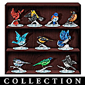 Reflections Of The Songbird Figurine Collection