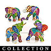 Keith Mallett Vibrant Expressions Figurine Collection