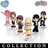 Precious Moments Grease Figurine Collection