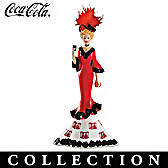 Refreshing Beauty Of Coca-Cola Figurine Collection