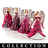 Nene Thomas On Wings Of Hope Figurine Collection