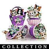Kayomi Harai Love Never Fur-gets Figurine Collection