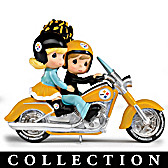 Highway To The Top Steelers Figurine Collection
