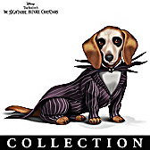 Nightmare Before Christmas Dachshund Figurine Collection