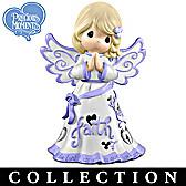 Illuminated Virtues OF Faith Figurine Collection