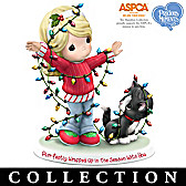 Precious Moments Meowy Christmas Figurine Collection