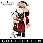 Thomas Kinkade So Real Figurine Collection