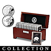 The U.S. Veterans Proof Silver Dollar Coin Collection