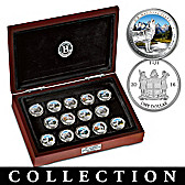 The 100th Anniversary U.S. National Park Coin Collection