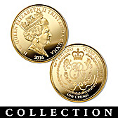 The Queen Elizabeth II Celebration Coin Collection