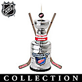 Stanley Cup® Champions Ornament Collection
