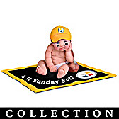 Pittsburgh Steelers #1 Fan Baby Doll Collection